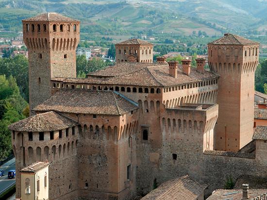 castello e rocca di vignola