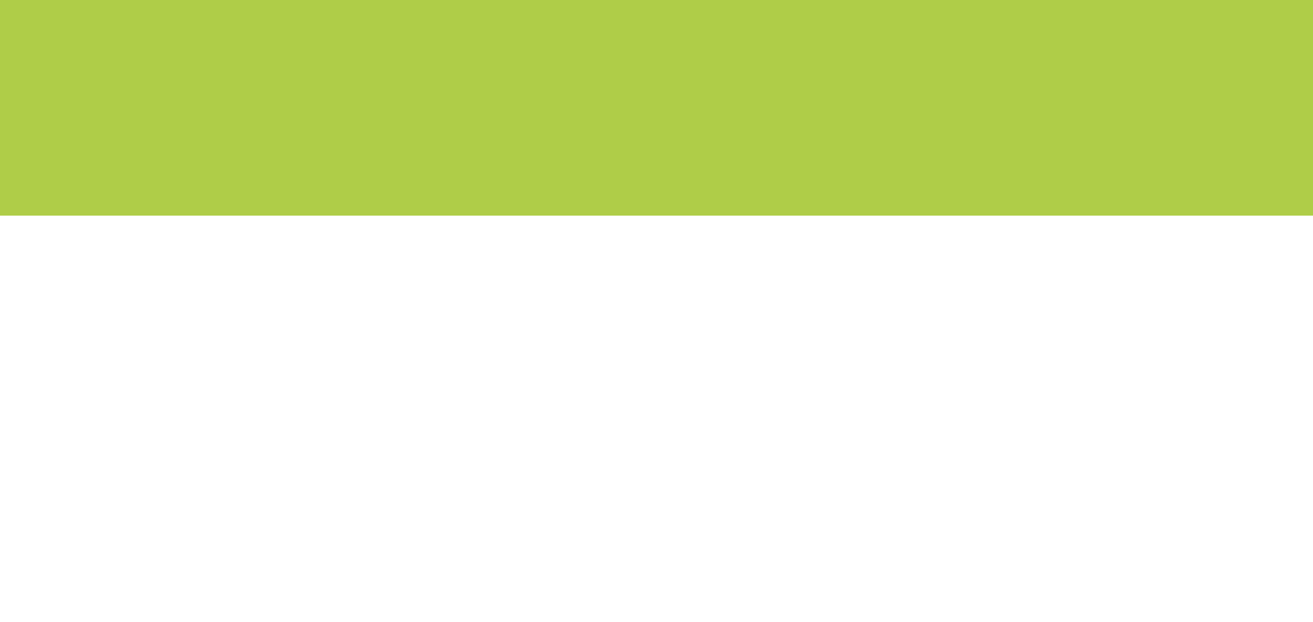 blocco verde trasparente
