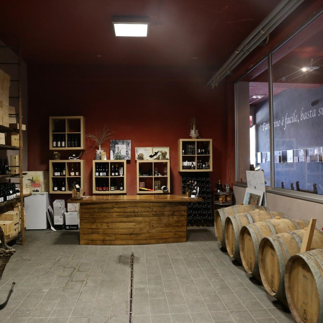 wine shop poderi fiorini cantina