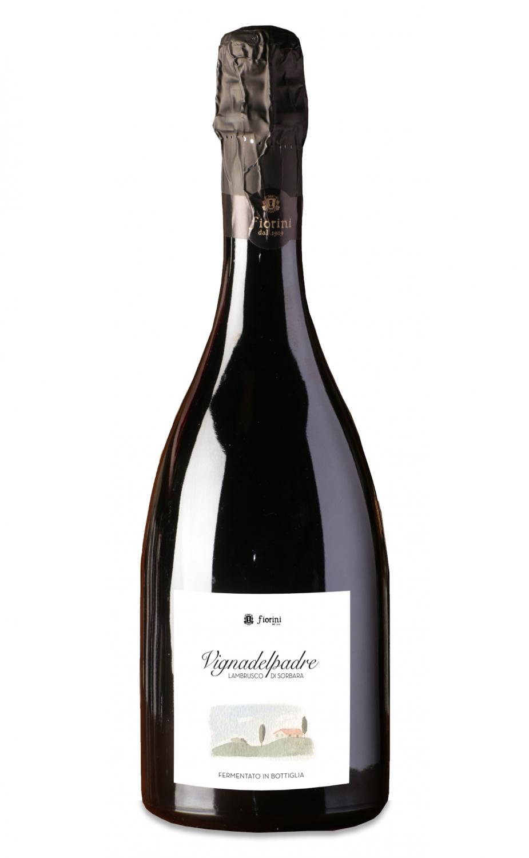 Vigna-del-Padre-Lambrusco-di-Sorbara-DOP-Bio-rifermentato-in-bottiglia-Poderi-Fiorini