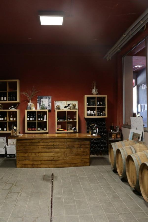 wine shop poderi fiorini modena